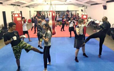 Fitness, Self-Defense, Competition or Just For Fun…